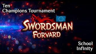 Ten Champions Tournament - School Infinity