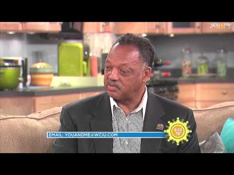 Rev. Jesse Jackson Talks About the Trayvon Martin Verdict