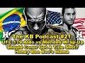 Karyn Bryant Podcast #21: UFC 179 Aldo vs Mendes Wrap-Up, Conor's Title Shot + Honey Boo Boo