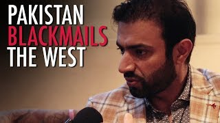 """""""Pakistan Blackmails the West"""": Baloch Party President tells Tommy Robinson"""