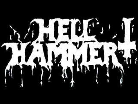 Hellhammer - Angel Of Destruction