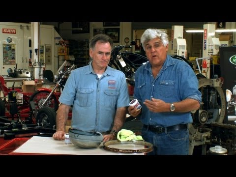 Get Rid of Your Rust! - Jay Leno's Garage