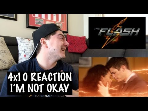 THE FLASH - 4x10 'THE TRIAL OF THE FLASH' REACTION thumbnail