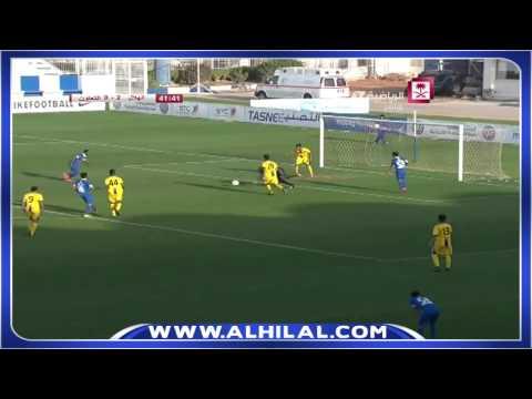 ملخص مباراة الهلال 2 : 0 التعاون - كأس الأمير فيصل بن فهد ج10