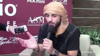 Omar Borkan Al Gala.