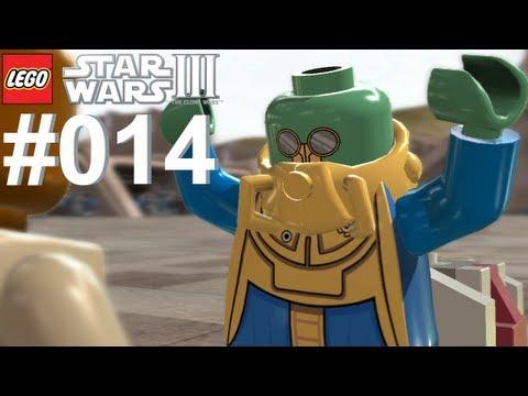 Let's Play LEGO Star Wars 3 The Clone Wars #014 Freiheit für Ryloth [Together] [Deutsch]