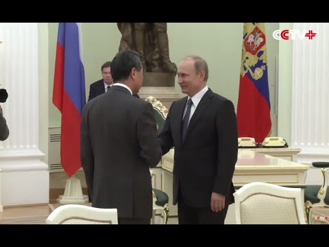 China, Russia to Deepen Comprehensive Partnership for World Peace