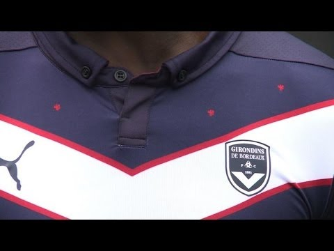 Foot: le maillot 2014/1015