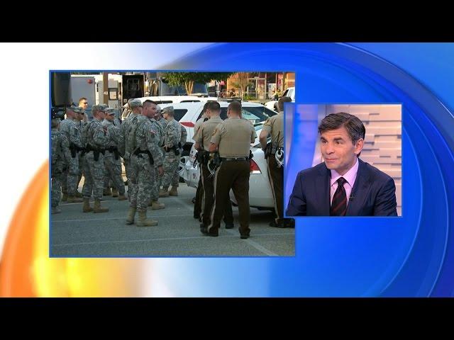 White House Officials Keep an Eye on Ferguson