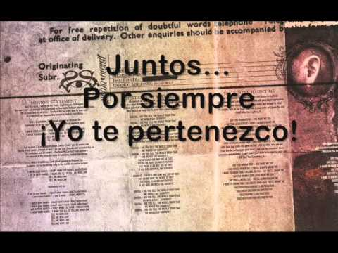 Stone Sour - Say You'll Haunt Me (Subtítulos Español)