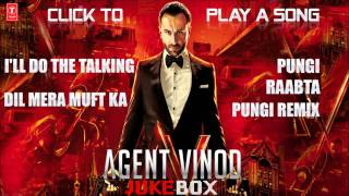 Agent Vinod - Agent Vinod Full Songs | Jukebox