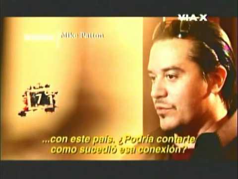 Entrevista Mike Patton / Chile 2011 (Séptimo Vicio)