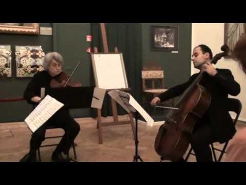Моцарт Вольфганг Амадей - Струнный квартет № 7 ми-бемоль мажор