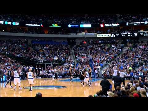 Devin Harris Buries Half-Court Shot to Beat the Buzzer