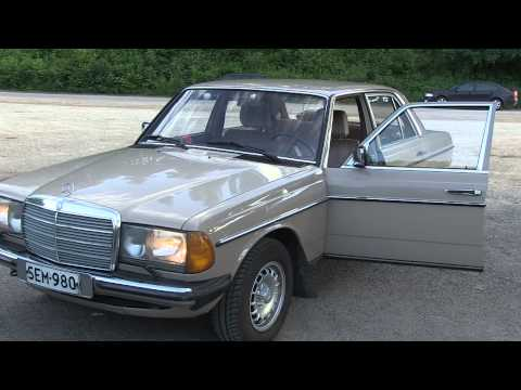 Mercedes-Benz 240D W123 1984