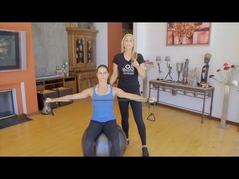 Pregnancy Physioball Workout for Third Trimester - ModernMom Fitness