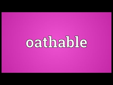 Header of oathable