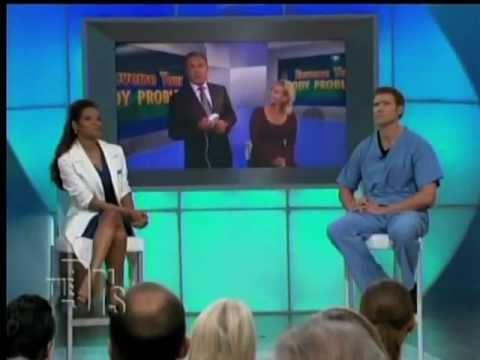 LightStim for Wrinkles on CBS's The Doctors