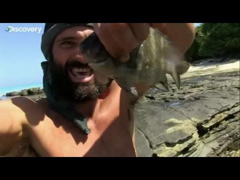 Marooned With Ed Stafford: Extended Trailer - YouTube