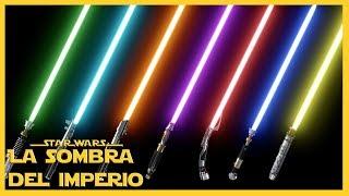Los Colores Mas RAROS en los Sables de Luz – Star Wars Canon y Legends –