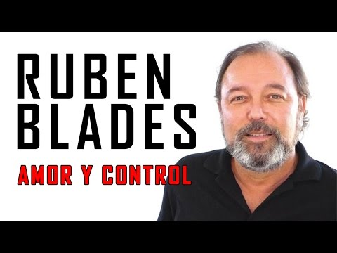 Ruben Blades - Amor y Control Video