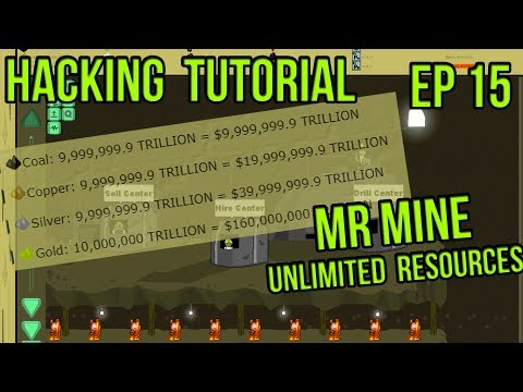 Hacking Tutorial | Mr Mine | Unlimited Money & Resources