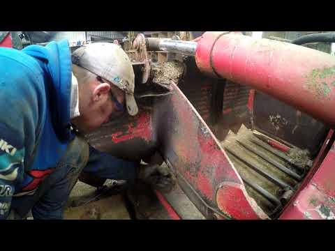 Shear grab repair