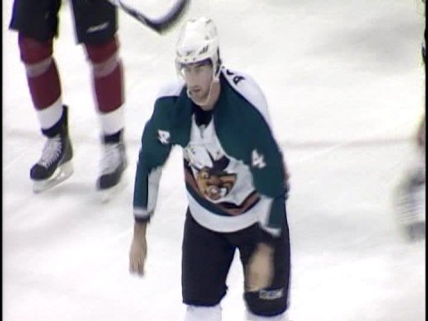 Luc Bourdon Tribute by the Manitoba Moose Video