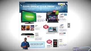 Top 2012 Black Friday Deals for Tech, PC & Gaming!
