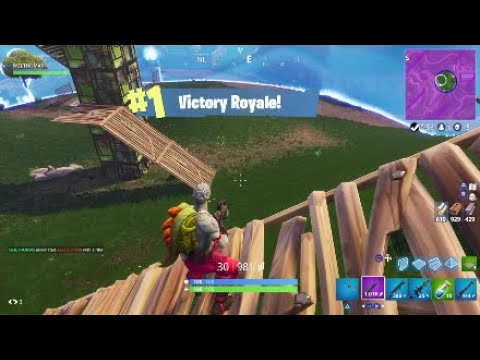 Fortnite BR 15 Kill Fastpaced Game!