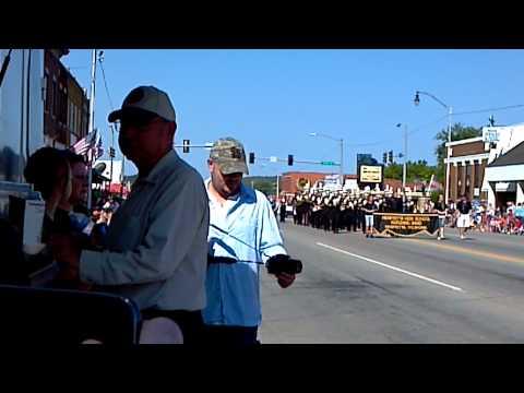 Henryetta High School Marching Band 2012