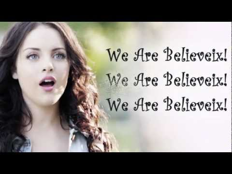 "Elizabeth Gillies (feat. Winx Club Cast) - ""We Are Believix"""