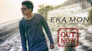 EKA MON | New Bengali Music Video | Bengali Romantic Song | Rock Rulz Studio | 2017 | HD