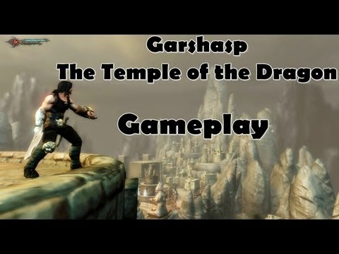 Garshasp Gameplay on HD 5850