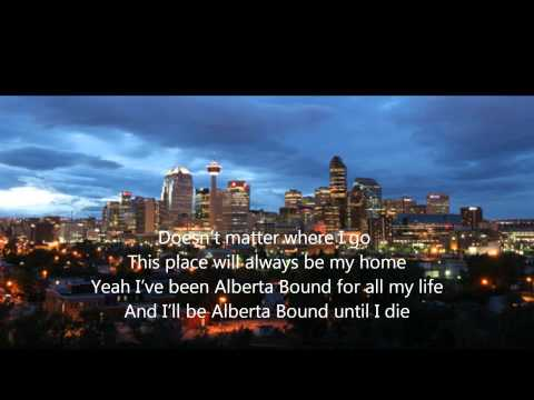 Alberta Bound   Paul Brandt