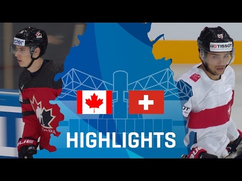 Canada - Switzerland | Highlights | #IIHFWorlds 2017