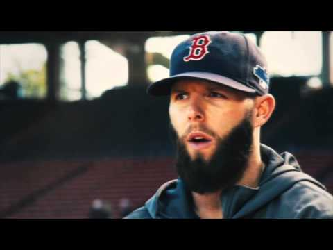 Dustin Pedroia Interview -- October 30, 2013