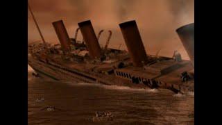R.M.S - H.M.H.S Britannic - Simulation Du Naufrage Mode Summed Up