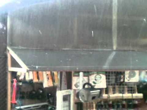 Дождь с градом в Одессе [11.07.2012]