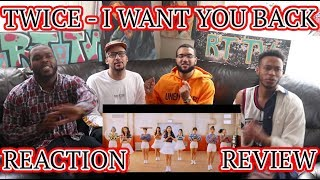 TWICE「I WANT YOU BACK」Music Video REACTION/REVIEW