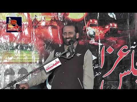 Zakir Syed Zuriat Imran Sherazi | 2 March 2019 | Shahin Colony Gujrat | Raza Production