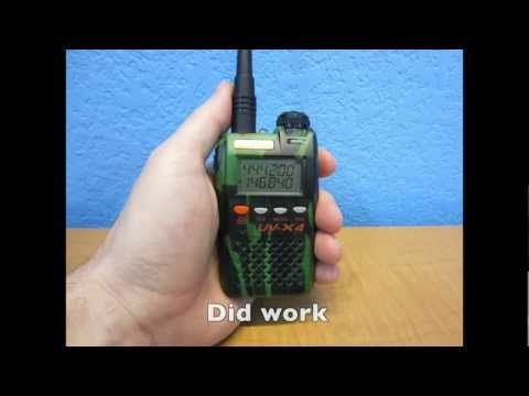 HAM / GMRS / CB Radio comparisons for emergencies.