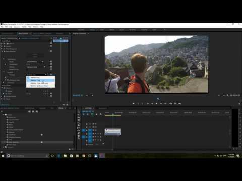 How to Use Warp Stabilizer in Adobe Premiere Pro CC