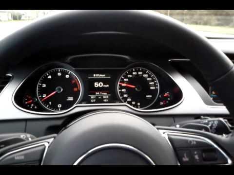 Audi a4 2013 problem