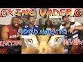 KING VADER HOOD NARUTO PT 4 NARUTO VS PAIN REACTION REVIEW mp3