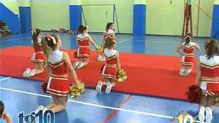 Cheerleading, Gymnastic