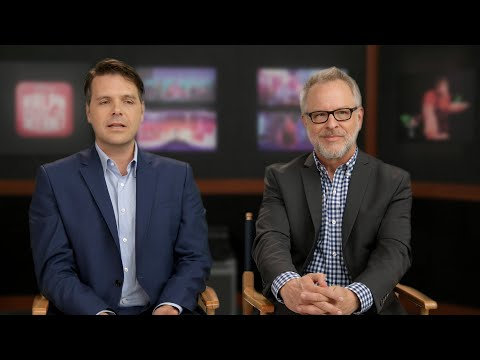 WRECK-IT RALPH 2 Directors Phil Johnston And Rich Moore Interview - Ralph Breaks The Internet