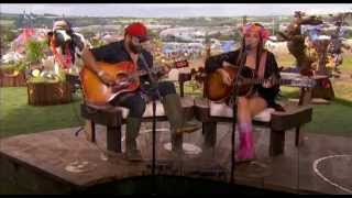 Kacey Musgraves Merry Go Round At Glastonbury 2014