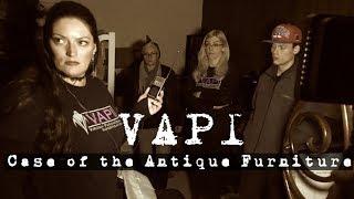 Virginia Paranormal Investigations: Case of the Antique Furniture