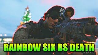 BS Death With Matimi0   Rainbow Six Siege Gameplay